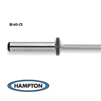 5' International Bronze Bushing Bar w/ Hard Chrome Finish (30 mm  - 135,000 psi)